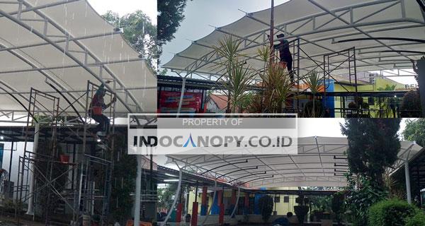 atap canopy membrane